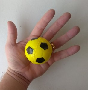 Bola de Espuma Densa 5cm