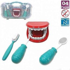 Maleta Dentista 4 peças
