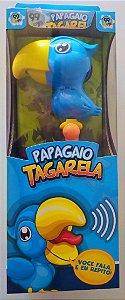 Papagaio Tagarela