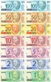 Jogo Dinheirinho 50 pcs