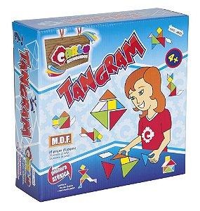 Tangram 35 peças