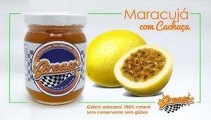 Geleia de Maracujá com Cachaça - 220g
