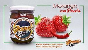 Geleia de Morango com Pimenta - 220g
