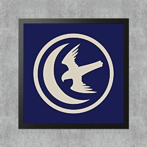 Quadro Game of Thrones House Arryn Casa Arryn