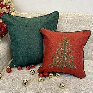Kit Arvore Natal Vermelha