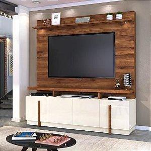 Estante Home para TV 65 Bari 15265 DJ Móveis