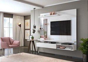 Painel Home Suspenso Ares Para Tv até 55 Polegadas - Dj Móveis
