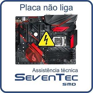 Asus H170-PRO Não Liga