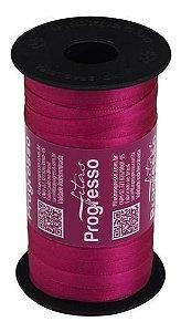 Rolo Fita De Cetim Nº1 07mm Progresso 100m Pink