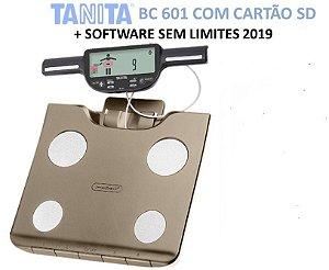 Tanita Bc-601 com Software Ilimitado - Nova Versão Ouro