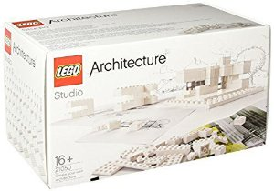 Lego Architecture Studio Profissional 21050 1210 Peças