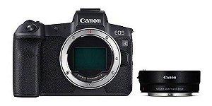 Câmera Canon EOS RP Mirrorless + adaptador
