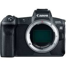 Camera Canon EOS R