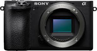 Câmera Sony Alpha A6500