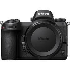 Camera Nikon Z7