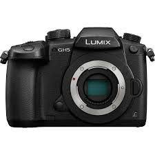 Camera Panasonic Lumix Dc-gh5 Mirrorless