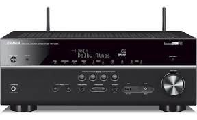 Receiver Yamaha Rx-v685 7.2 4k 3d Wifi - Bivolt