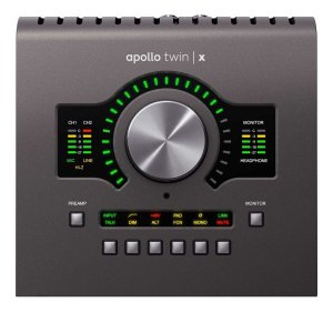 Interface Apollo Twin X Duo