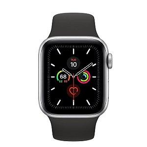 Apple Watch 5 - Pulseira Sport - Caixa de Alumínio
