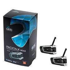 Intercomunicador Scala Rider Packtalk Bold Duo Jbl