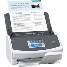 Scanner Fujitsu Ix1500 Scansnap Color