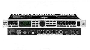 Crossover Digital Behringer Ultradrive Dcx2496Le Dcx2496 Le