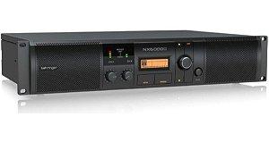 Amplificador Potencia Behringer Nx6000 Nx6000d Dsp 220v
