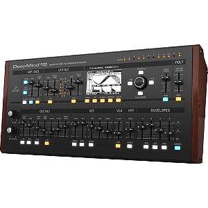 Sintetizador Behringer Deepmind12 D 12D