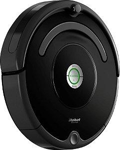 Roomba 675 - Robô Aspirador De Pó Inteligente Irobot Bivolt