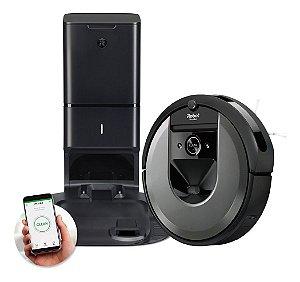 Roomba I7+ plus 7550 Robô Aspirador De Pó Inteligente Irobot 110v