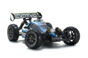Automodelo Kyosho Buggy 4x4 Inferno Neo 3.0 Radio Kt-231+ 33012T1 e 33012T2