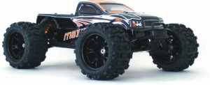 Automodelo Monster 1/8 Maximus Dhk Brushless 2.4g Com 2 Lipo