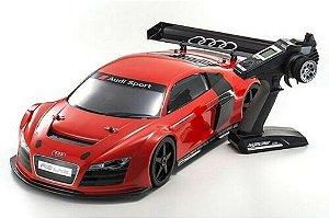 Automodelo Kyosho Inferno Gt2 Audi R8 1/8 Nitro 4x4