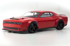 Automodelo Kyosho Inferno Gt2 Ve Dodge Srt Brushless 1/8