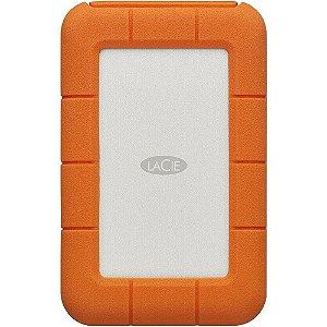 Disco rígido externo LaCie Rugged STFS2000800 2TB