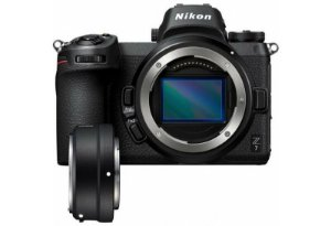 Câmera Nikon Z7 Mirrorless