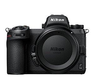 Nikon Z6 Ii Mirrorless Camera Com Adaptador Ftz