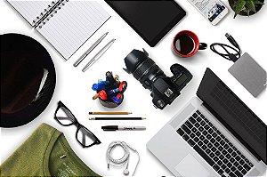 Midia Kit - Anúncios - Divulgação para empresas do ramo fotográfico