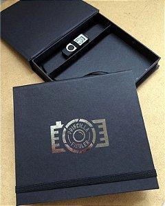 Kit Pendrive F-Black - Pendrives para Fotógrafos