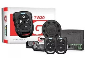Alarme Automotivo Taramps Tw20 G3 2 Controles Tw 20