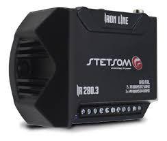 Ir-280x3 280w Modulo Stetsom Mono Stereo Digital Automotivo