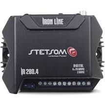 Ir-280x4 280w Modulo Stetsom Mono Stereo Digital Automotivo