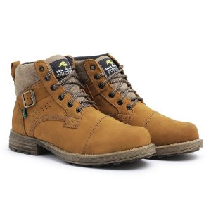 Bota Adventure Bell Boots City Masculino - Caramelo Ref 830