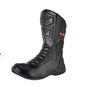 Bota Motociclista Slim Soft Bell-Boots Cano ALTO