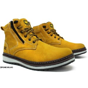 BOTA CATERPILLAR ZIP ONE - MILHO