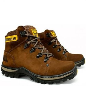 BOTA CATERPILLAR ROBUST - CAFÉ