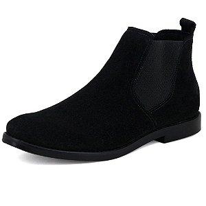 Botina Chelsea Boots - Preto
