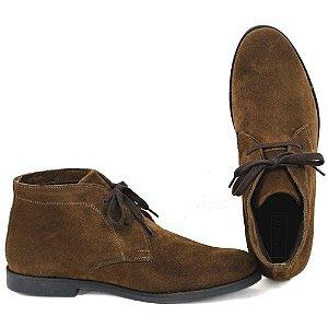 Botina Chelsea Boots Desert - Café