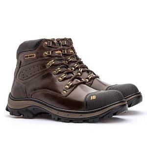 Bota Adventure Jhon Boots - Café - Ref 1600