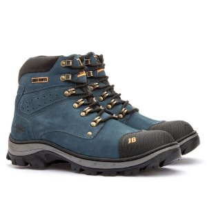 Bota Adventure Jhon Boots - Azul - Ref 1600